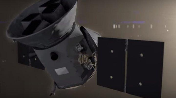 Noul telescop al NASA, TESS a fost lansat. Cercetătorii caută planete care pot susține viața (VIDEO)