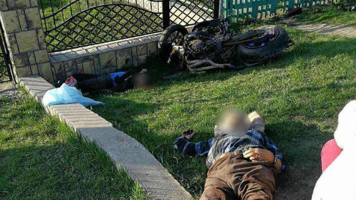 TRAGEDIE MARE! Martorii povestesc îngroziţi cum a avut loc accidentul fatal din satul Răuţel (FOTO)
