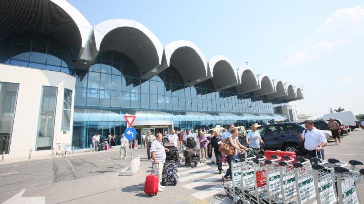 Alertă ANTITERO pe aeroportul Otopeni din cauza unui automobil suspect