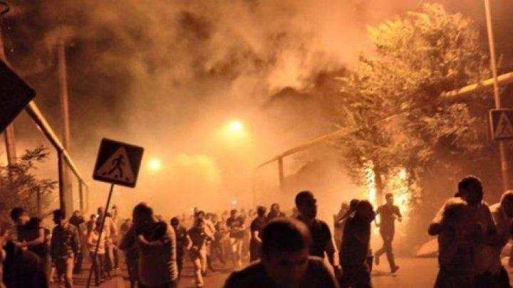 Cel puţin 46 de răniţi, în urma protestelor violente în capitala Armeniei faţă de fostul preşedinte al ţării