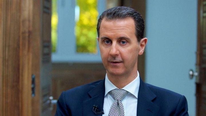 """Bashar al-Assad, mai hotărât ca oricând să """"lupte împotriva terorismului"""" în Siria, după atacurile occidentale"""