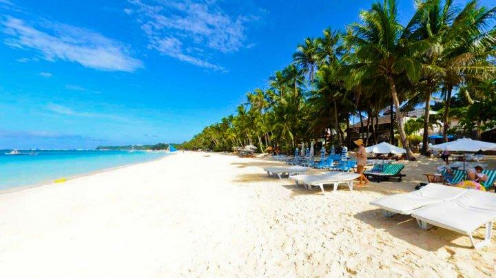 Una dintre cele mai populare destinaţii de odihnă din Filipine se închide pentru turişti timp de şase luni