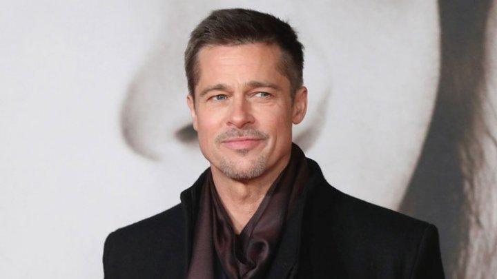 Renumitul actor de la Hollywood, Brad Pitt, ar avea o iubită cu 22 de ani mai tânără