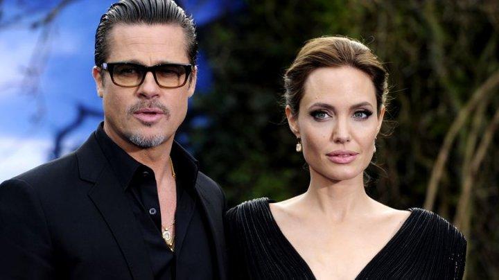 Brad Pitt și Angelina Jolie au ajuns la o înțelegere privind divorțul