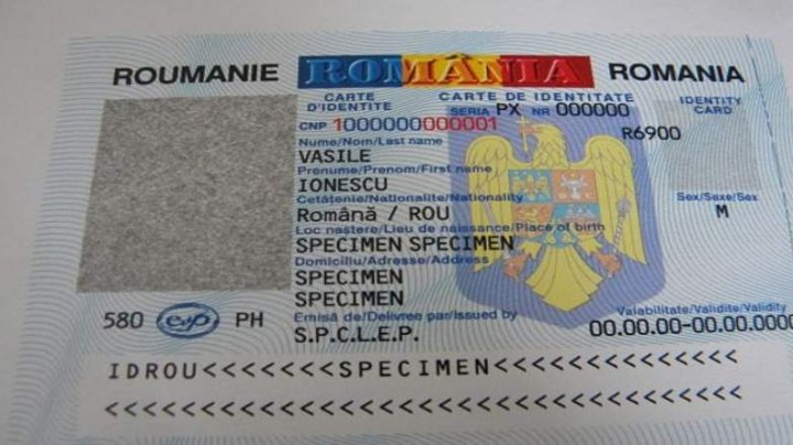 Important pentru moldovenii cu cetăţenie română! Anunţul Comisiei Europene privind cărţile de identitate