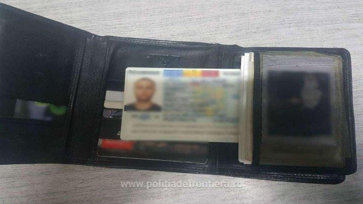 Poliţiştii de frontieră români i-au venit de hac unui moldovean care s-a pornit spre Germania. Ce avea în portmoneu