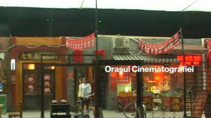 """China şi-a deschis propriul """"Hollywood"""". Studiourile se întind pe 376 de hectare"""