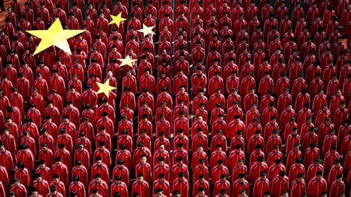 China a găsit un fugar în mijlocul unei mulțimi, cu ajutorul recunoașterii faciale