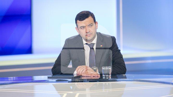 Chiril Gaburici, la FABRIKA: Noi vom continua cu proiectele de infrastructură și să promovăm Republica Moldova