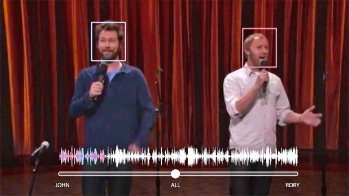 Google a dezvoltat tehnologii AI care permit izolarea vocilor din mulţime, blocând sunetele ambiante (VIDEO)