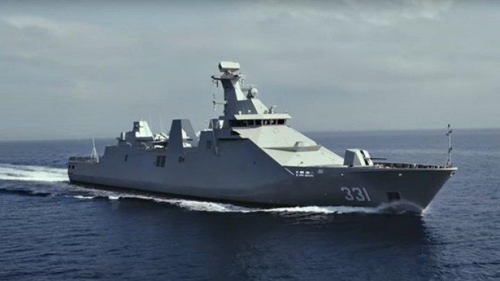 Grecia anunţă că va lua în leasing de la Franţa două fregate pentru o perioadă de cinci ani