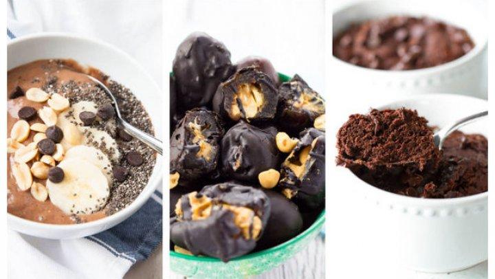 Ce să mănânci când ți-e poftă de dulce, dar ții post? Idei de gustări rapide
