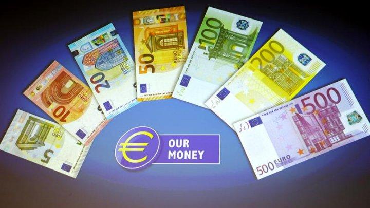 Au fost lansate bancnotele de 0 euro, cu fața lui Karl Marx (FOTO)