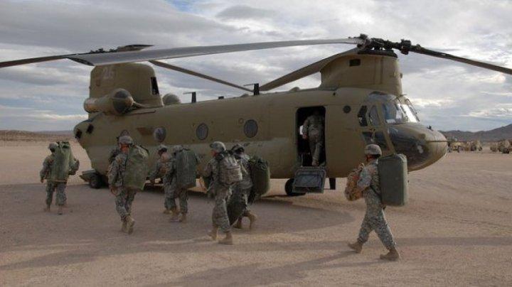 Arabia Saudită este pregătită să trimită trupe în Siria care să se alăture coaliţiei coordonate de SUA