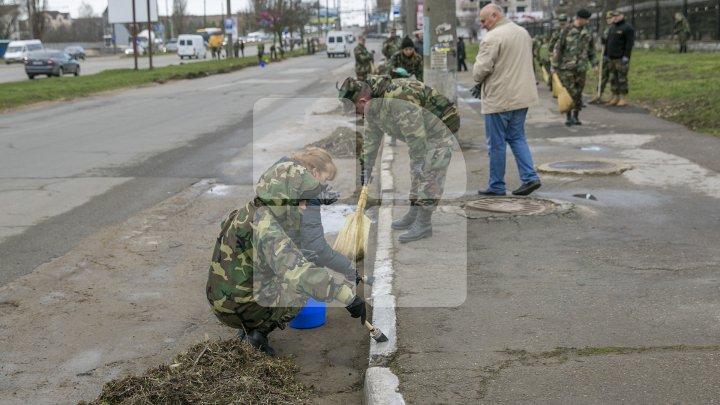 Pe 28 aprilie, PDM așteaptă toți cetățenii pentru a face împreună curăţenie generală în toată Moldova