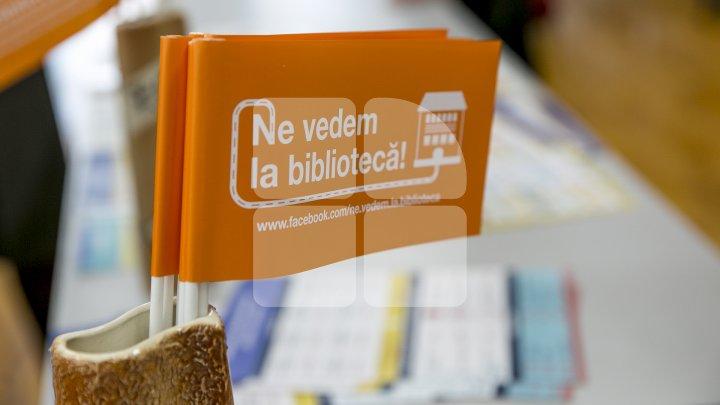 BIBLIOTECĂ MODERNĂ LA UNGHENI. Tinerii au parte de un laborator care este dotat cu imprimante 3D