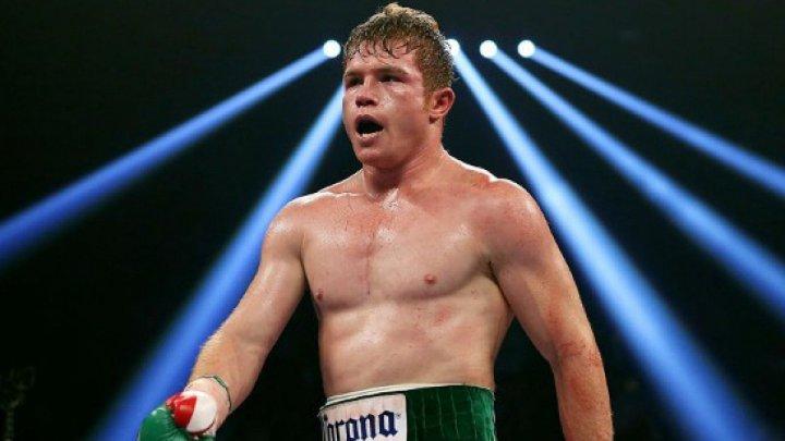 ALVAREZ, SUSPENDAT ŞASE LUNI. Boxerul a fost depistat pozitiv cu clenbuterol