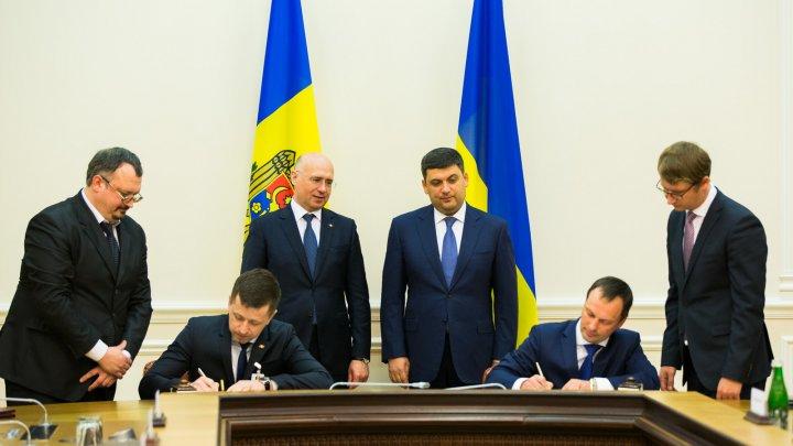 Camioanele mai noi de EURO 3 vor avea regim liberalizat de trafic cu Ucraina