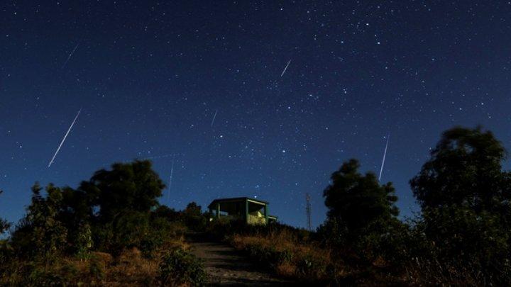 Una dintre cele mai spectaculoase ploi de stele din acest an, curentul de meteori Lyride, va ajunge la apogeu în acest weekend