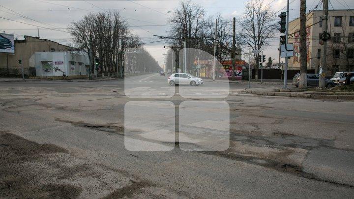 ATENŢIE, ŞOFERI! Lista străzilor care vor fi astăzi reparate