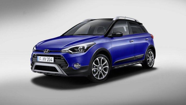 Hyundai actualizează designul modelului i20