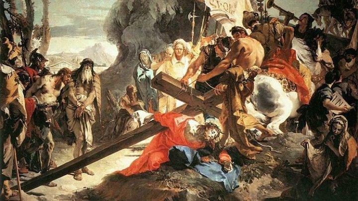 UIMITOR! Cum arăta HARTA LUMII când a fost crucificat Iisus (FOTO)