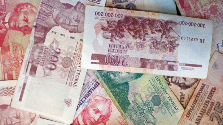 În Transnistria, restanțele salariale s-au majorat cu peste trei milioane de ruble