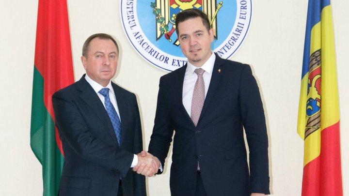 Republica Moldova și Belarus pledează pentru dezvoltarea parteneriatului strategic bilateral pe toate dimensiunile