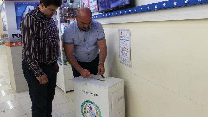 BOXA ANSA pentru petiții, în magazinele din țară. Consumatorii pot scrie plângere direct de unde au fost trași pe sfoară