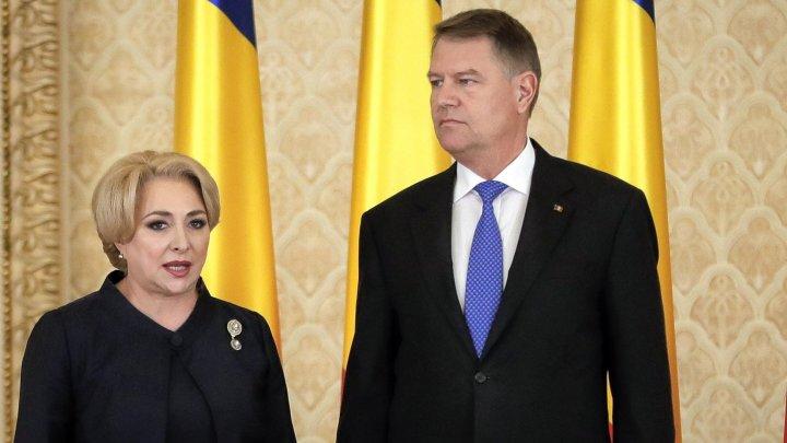 Klaus Iohannis a cerut public demisia Guvernului Dăncilă: Nu face faţă poziţiei de prim-ministru