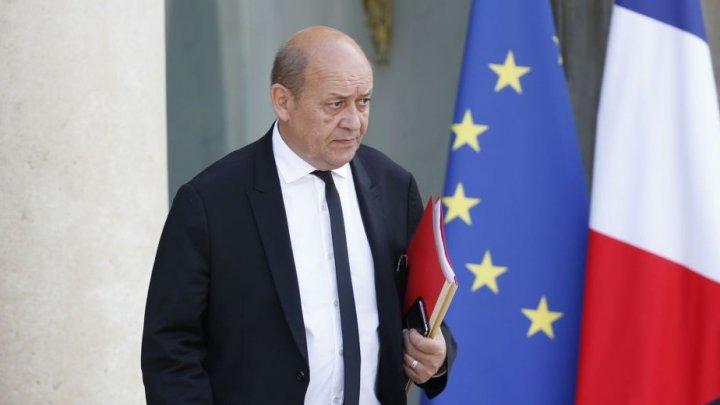 Ministrul francez de Externe îndeamnă Rusia să se alăture eforturilor de instituire a păcii în Siria