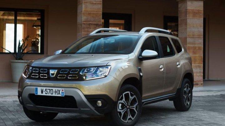 Dacia Duster intră în premieră în top 10 cele mai vândute SUV-uri în Germania