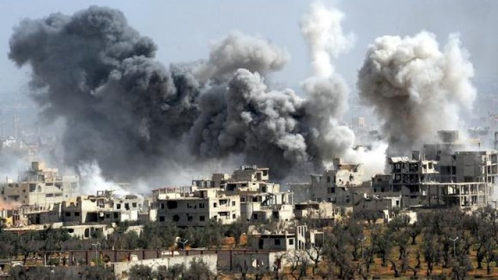 Regimul sirian a preluat controlul asupra regiunii Qalamoun de Est, în apropiere de Damasc