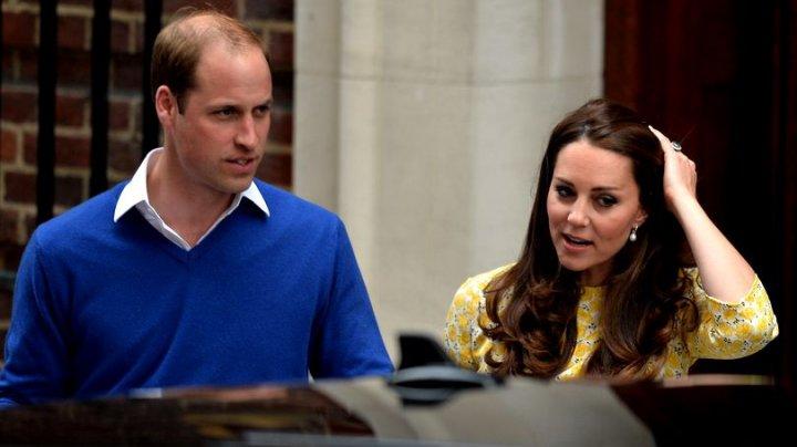 Cum s-ar putea numi al treilea copil al ducilor de Cambridge