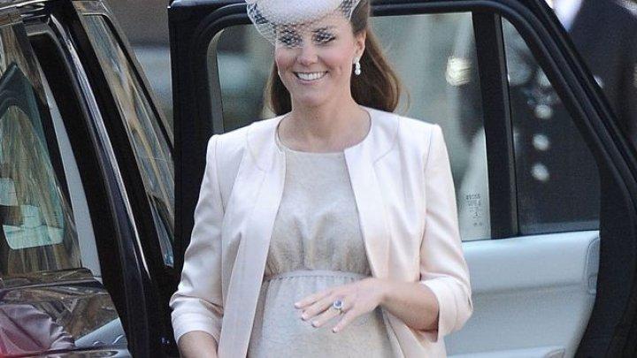 Noutăți de ultimă oră despre nașterea lui Kate Middleton. Ce a anunțat Palatul
