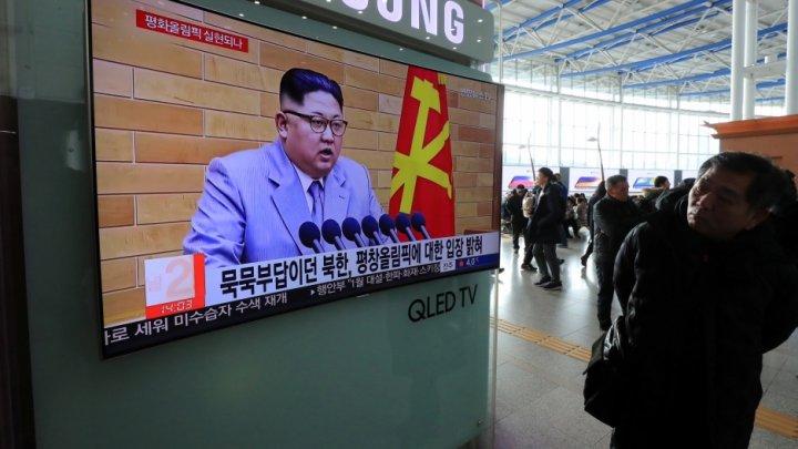 Un pas spre pace. Coreea de Sud a oprit propaganda la granița cu Coreea de Nord