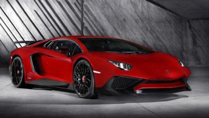 Lamborghini pregătește un Aventador SV J: Puterea motorului, modificată și elemente aerodinamice noi