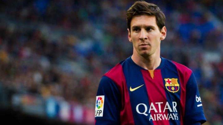 Lionel Messi, pe locul secund, după Pele, în clasamentul all-time al marcatorilor pentru un singur club