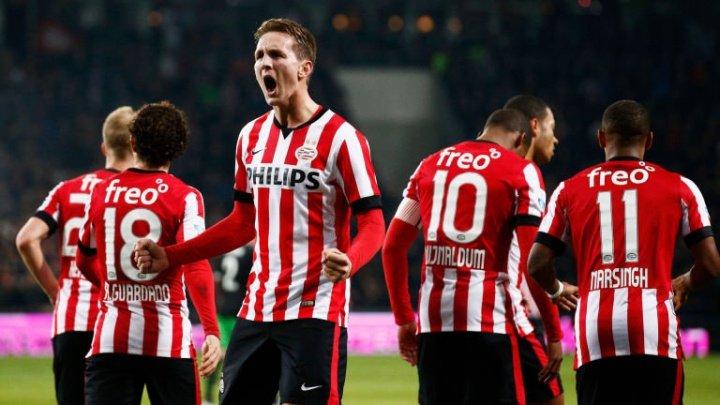PSV Eindhoven, regina Olandei! Echipa antrenată de Filip Cocu a cucerit titlul cu trei etape înainte de final