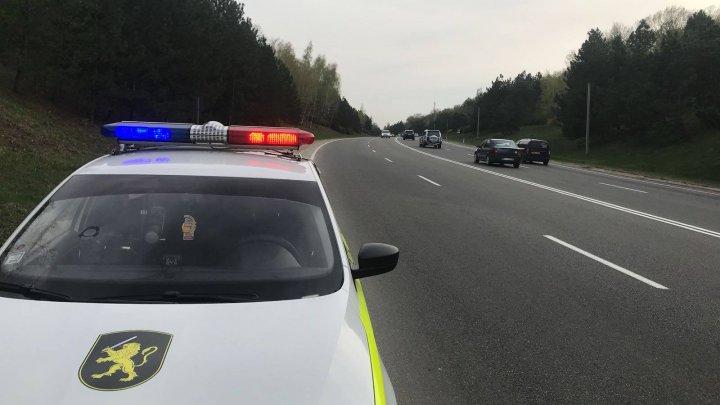 45 de şoferi, prinşi în stare de ebrietate la volan în minivacanţa de Paştele Blajinilor