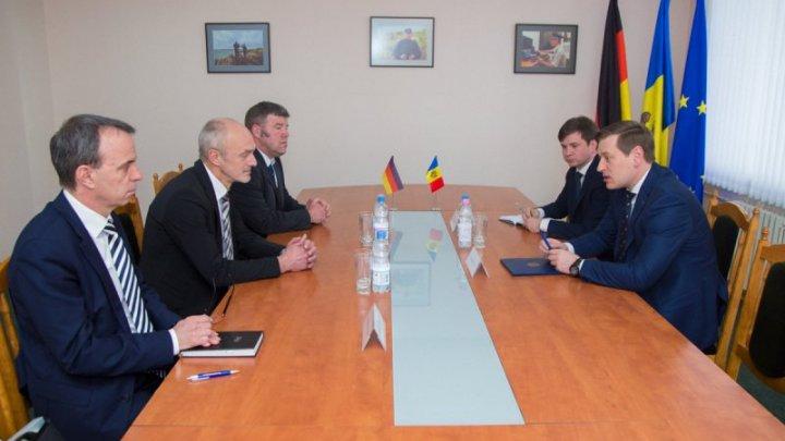 O nouă etapă de cooperare moldo-germană în combaterea criminalității transfrontaliere