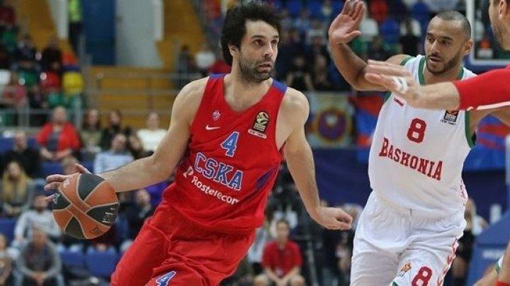 Echipa rusă ŢSKA Moscova a câştigat Euroliga