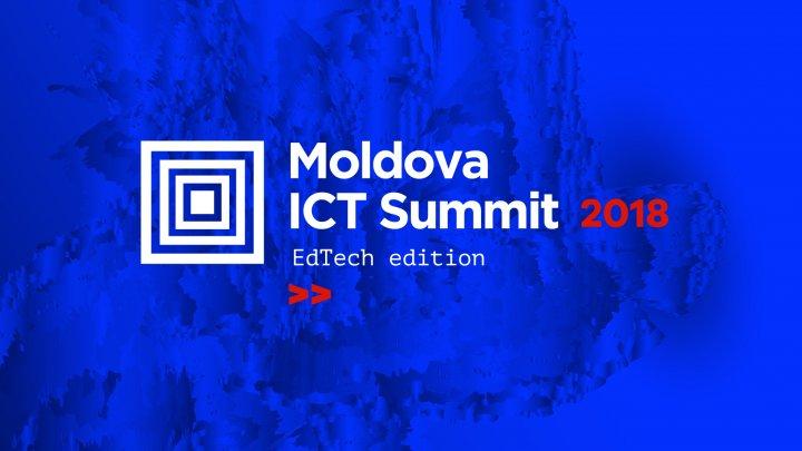 Moldova ICT Summit 2018 va fi dedicat Tehnologiilor Informaționale în Educație