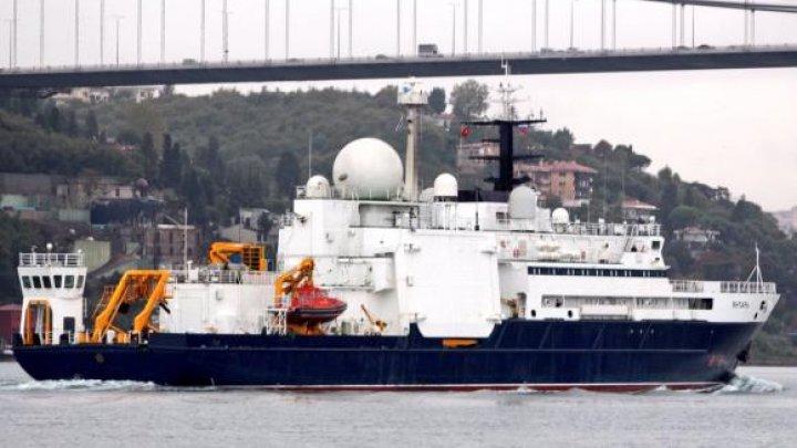 Comandantul forțelor NATO în Europa: Rusia ar putea distruge cablurile submarine de internet