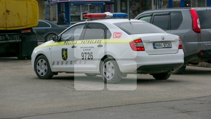Doi şoferi, prinşi de INP conducând cu PESTE 100 KM/H pe străzile Capitalei (FOTO)