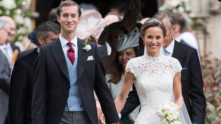 Pippa Middleton, sora ducesei de Cambridge, a născut un băieţel