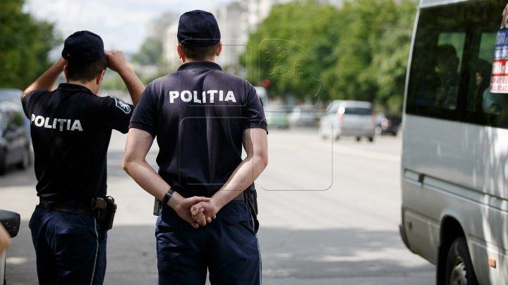 Polițiștii vor fi la datorie de 1 mai