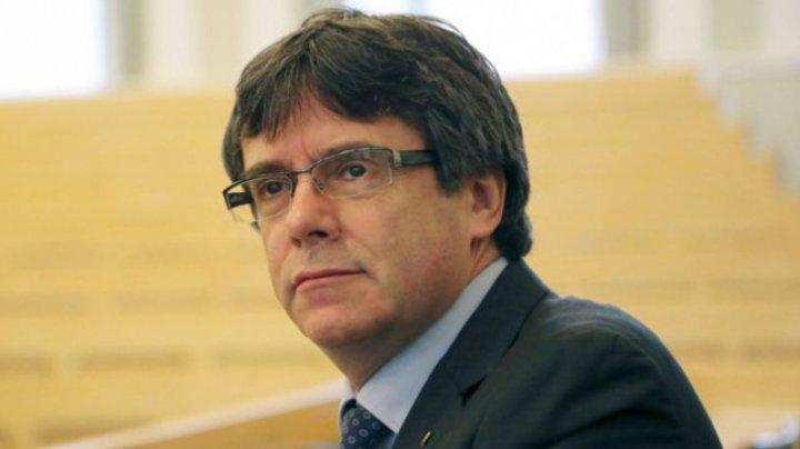 Germania: Procurorii cer extrădarea fostului lider catalan Carles Puigdemont