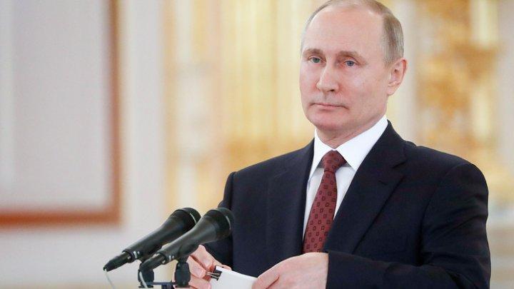 Vladimir Putin a cerut o întrunire a Consiliului de Securitate al ONU după atacul din Siria