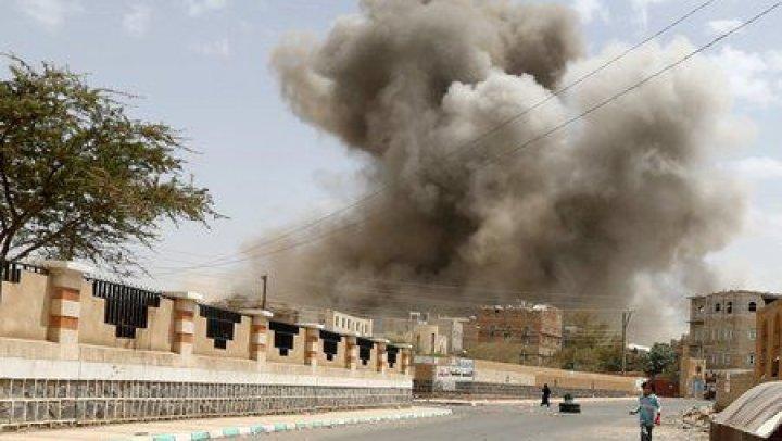 Secretarul general al ONU condamnă ferm raidurile aeriene din Yemen în urma cărora au murit zeci de civili
